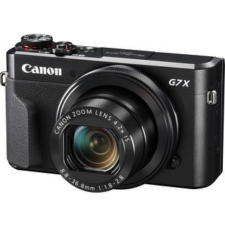 Canon PowerShot G7 X Mark II Digital Camera (International Model)