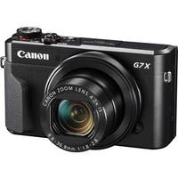 Canon PowerShot G7 X Mark II Digital Camera (Intl Model)