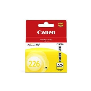 Canon Computer Systems - 4549B001 - Yellow Ink Tank Cli 226