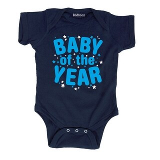 Baby Of The Year Boy-Infant One Piece