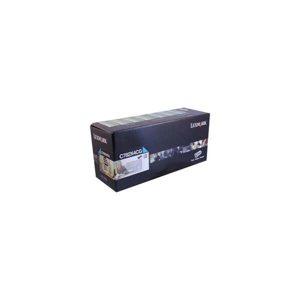 Lexmark Toner Cartridge - Cyan C782X4CG Toner Cartridge
