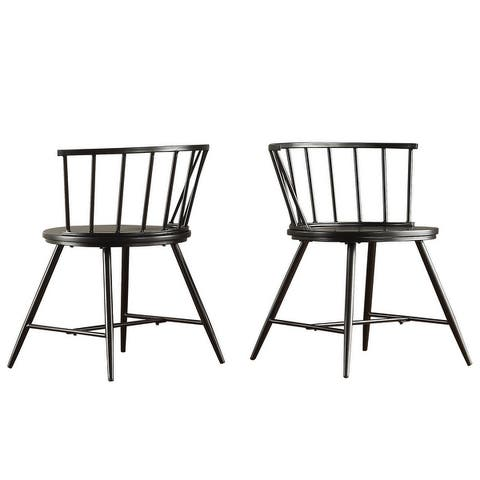 Truman Low Back Windsor Dining Chair (Set of 2) by iNSPIRE Q Modern