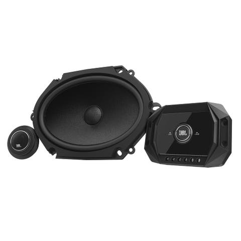 "JBL Stadium GTO 860C 6x8"" 2-Way Stadium Component Speakers - Black"