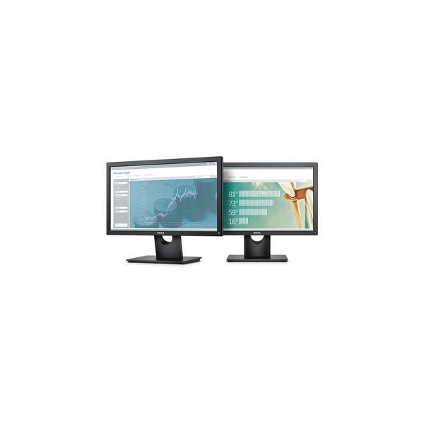 """Dell E1916H Dell E1916H 18.5"""" LED LCD Monitor - 16:9 - 5 ms - 1366 x 768 - 16.7 Million Colors - 200 Nit - 600:1 - WXGA -"""