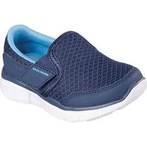 Skechers Boy's Equaliser Persistant Trainers Blue