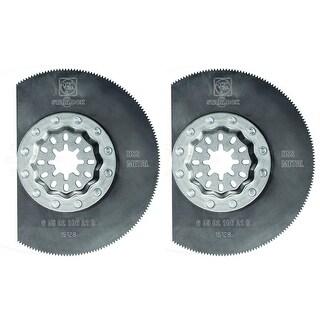 "Fein 63502106220 Oscillating High Speed Steel Circular Saw Blade, 3-3/8"""