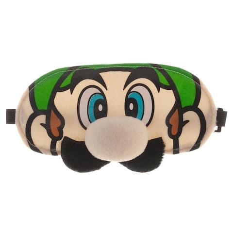 Super Mario Brothers Luigi Eye Mask