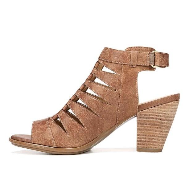 728ca86b6c7 Shop Naturalizer Womens Talan Fabric Open Toe Casual Slingback ...