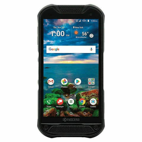 Kyocera DuraForce Pro 2 with Sapphire Shield E6910 Black - Verizon Grade B