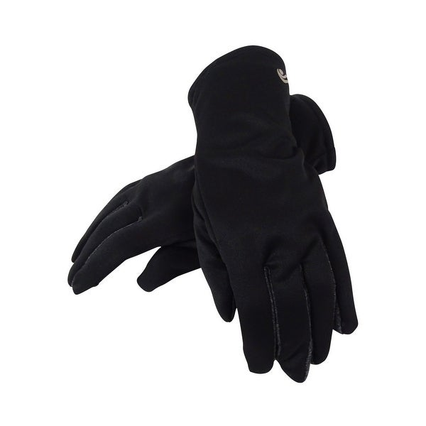 aa1ca7702 Shop Ideology Women's Solid Gloves - Classic Black - OS - On Sale - Free  Shipping On Orders Over $45 - Overstock - 16122009