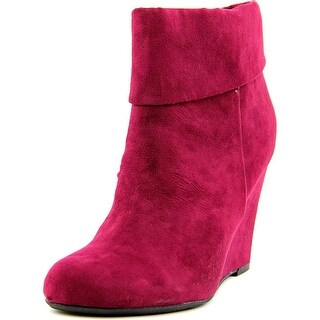 Report Riko Women Burgundy Boots