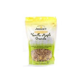 Jessica's Natural Foods - Vanilla Maple Gluten Free Granola ( 12 - 12 oz bags)
