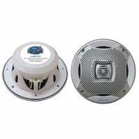 SOUND AROUND-LANZAR AUDIO  5.25 in. 400 Watts 2-Way Marine Speakers