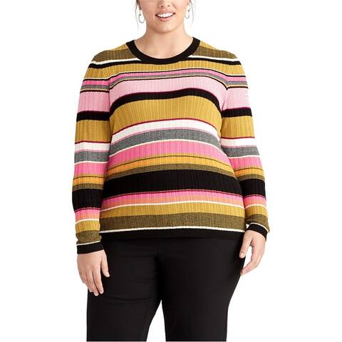Rachel Roy Womens Kennedy Pullover Sweater