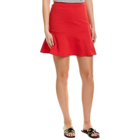 David Lerner Fluted Skirt