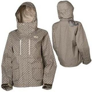 DC Fuse Jacket - Women's Brown X-Large