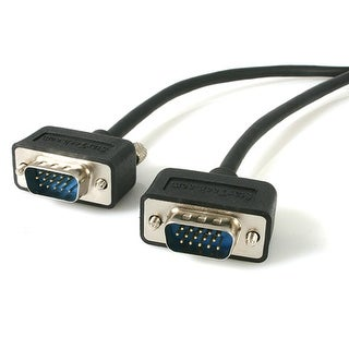 Startech.Com 15' Thin Coax High Resolution Monitor Vga Cable
