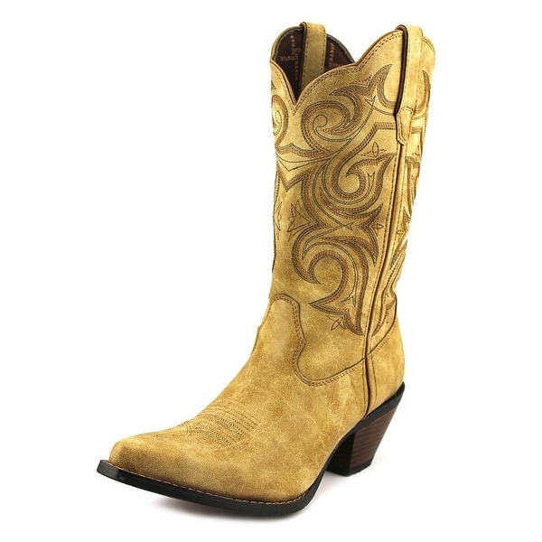 Durango DCRD178 Women Pointed Toe Leather Western Boot