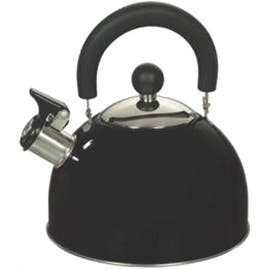 Euro-Ware 309-BK Whistling Tea Kettle, Stainless Steel, 2.5 Quarts|https://ak1.ostkcdn.com/images/products/is/images/direct/ea3dd4d7c28cdc63fb87bf41c5f23dd813f6f790/Euro-Ware-309-BK-Whistling-Tea-Kettle%2C-Stainless-Steel%2C-2.5-Quarts.jpg?impolicy=medium