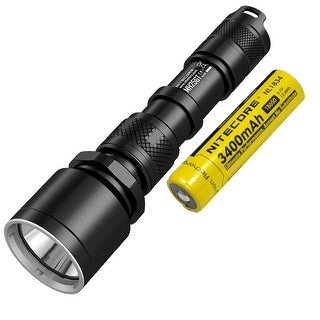 NITECORE MH25GT Multitask Hybrid 1000 Lumen Long Throw Rechargeable Flashlight