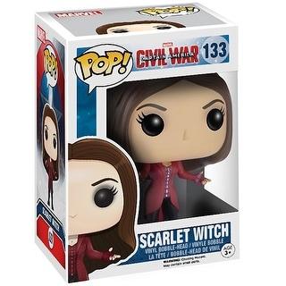 Marvel Captain America: Civil War POP Vinyl Figure: Scarlet Witch