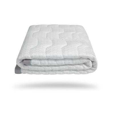"Bedgear Maximum Cooling 3"" PERFORMANCE Mattress Topper - white"
