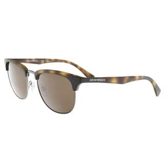 10740321efee Emporio Armani Men s Sunglasses