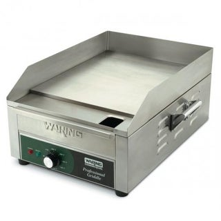 Waring - WGR140X - 14 in x 16 in Countertop Electric Griddle - 120V