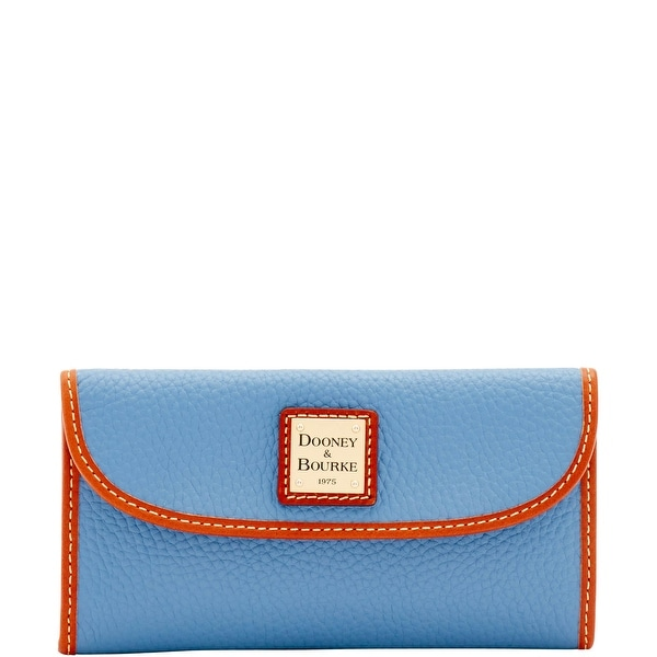Dooney & Bourke Pebble Grain Continental Clutch (Introduced by Dooney & Bourke at $128 in Apr 2016)