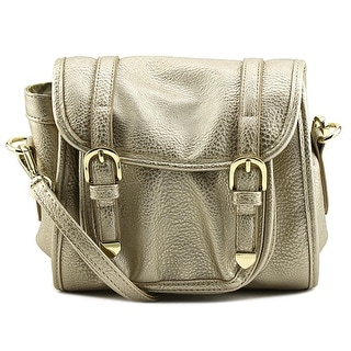 Poverty Flats PSPS6094 Cross Body Women Synthetic Messenger - Gold