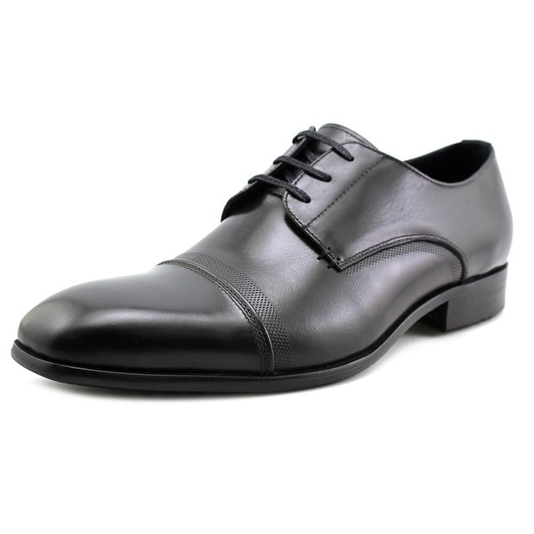 Kenneth Cole NY Up The Wall Men  Square Toe Leather  Oxford