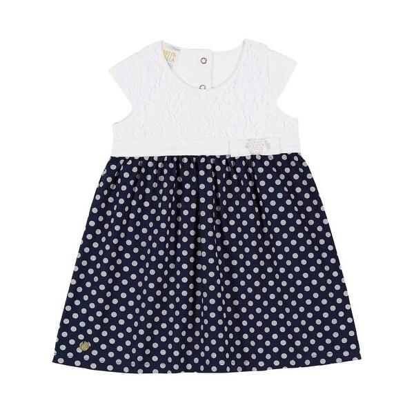 cab1ee445 Shop Baby Girl Dress Infant Polka Dot Sundress Pulla Bulla Sizes 3 ...