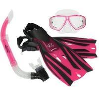 Oceanpro Bat Mask Fin Snorkel Kit