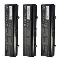 Replacement 4400mAh Battery For Dell 451-10529 / 612-0663 Battery Models (3 Pack)