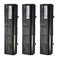 Replacement For Dell M911G Laptop Battery (56Wh, 11.1V, Lithium Ion) - 3 Pack