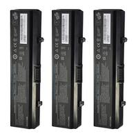 Replacement For Dell X284G Laptop Battery (56Wh, 11.1V, Lithium Ion) - 3 Pack