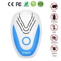 NEW Fitnate Ultrasonic Plug In Pest Repeller Electronic Spider Repellent for Insect Bug Mosquito Mouse Bedbug Roaches