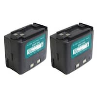 Battery for Alinco EBP24N (2-Pack) Replacement Battery