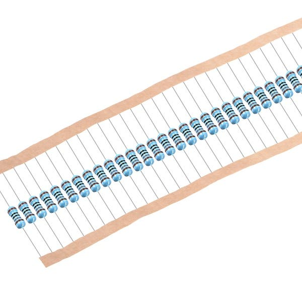 1/% in Metal Layer Royal ohm mf02s 510r 2w 5 Pieces Resistors 510 Ohms