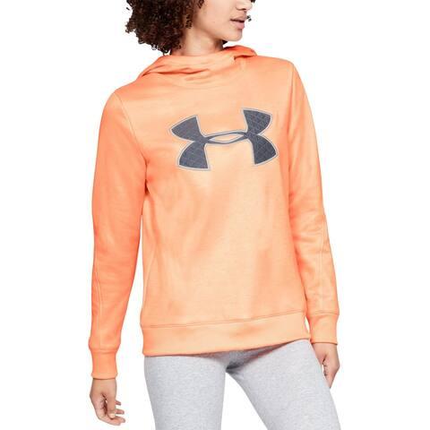 Under Armour Womens Hoodie Sweatshirt Fitness - M