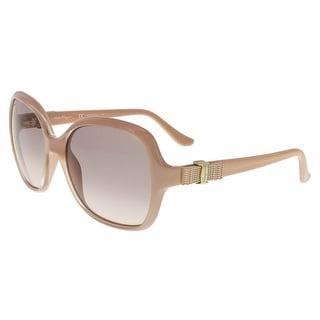Salvatore Ferragamo SF761/S 661 Powder Square Sunglasses
