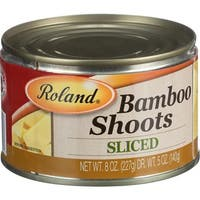 Roland Products Bamboo Shoots - Sliced - 8 oz