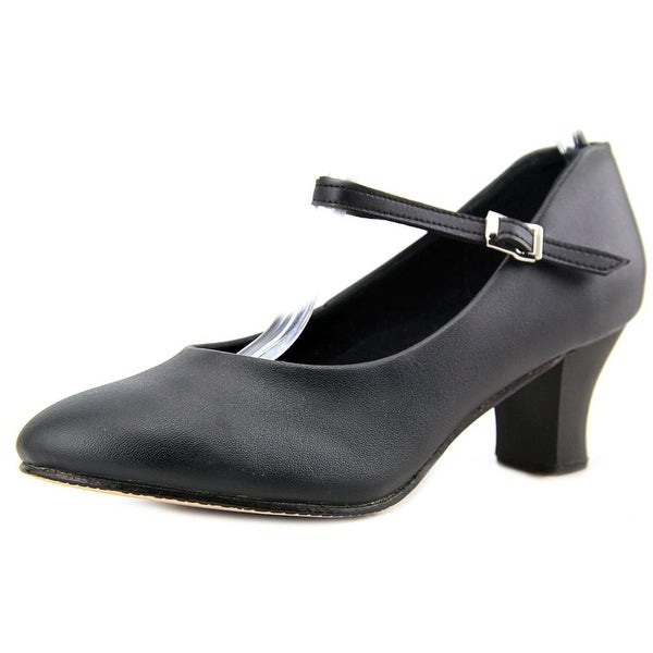 Theatricals Dance Footwear Heel Character Shoe Black Pumps