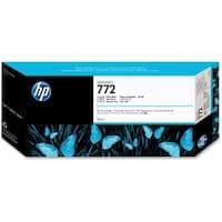 HP 772 300-ml Photo Black DesignJet Ink Cartridge (Single Pack) Ink Cartridge
