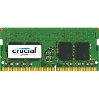 Crucial Ct4g4sfs824a 4Gb Single Ddr4 2400 Mt/S Unbuffered Sodimm 260-Pin Memory