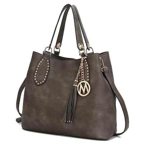 MKF Collection Lana Satchel Bag by Mia K.