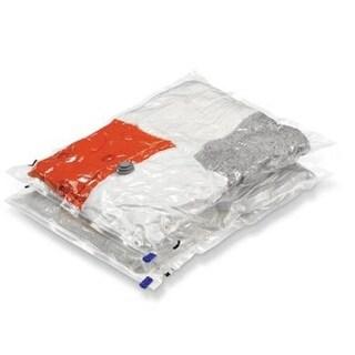 Honey-Can-Do VAC-01298 Medium Vacuum Pack, 2-Pack