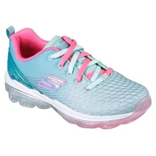Skechers 81195L AQPK Girl's SKECH-AIR DELUXE Sneaker