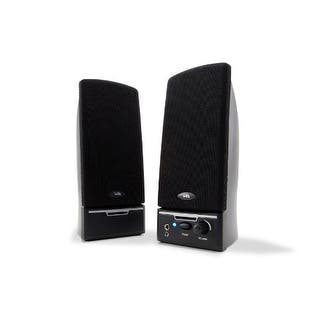 Cyber Acoustics CA-2014rb Amplified Computer Speaker System- 828476