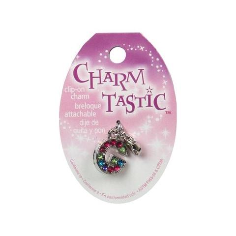 Janlynn Charmtastic Charm Letter G
